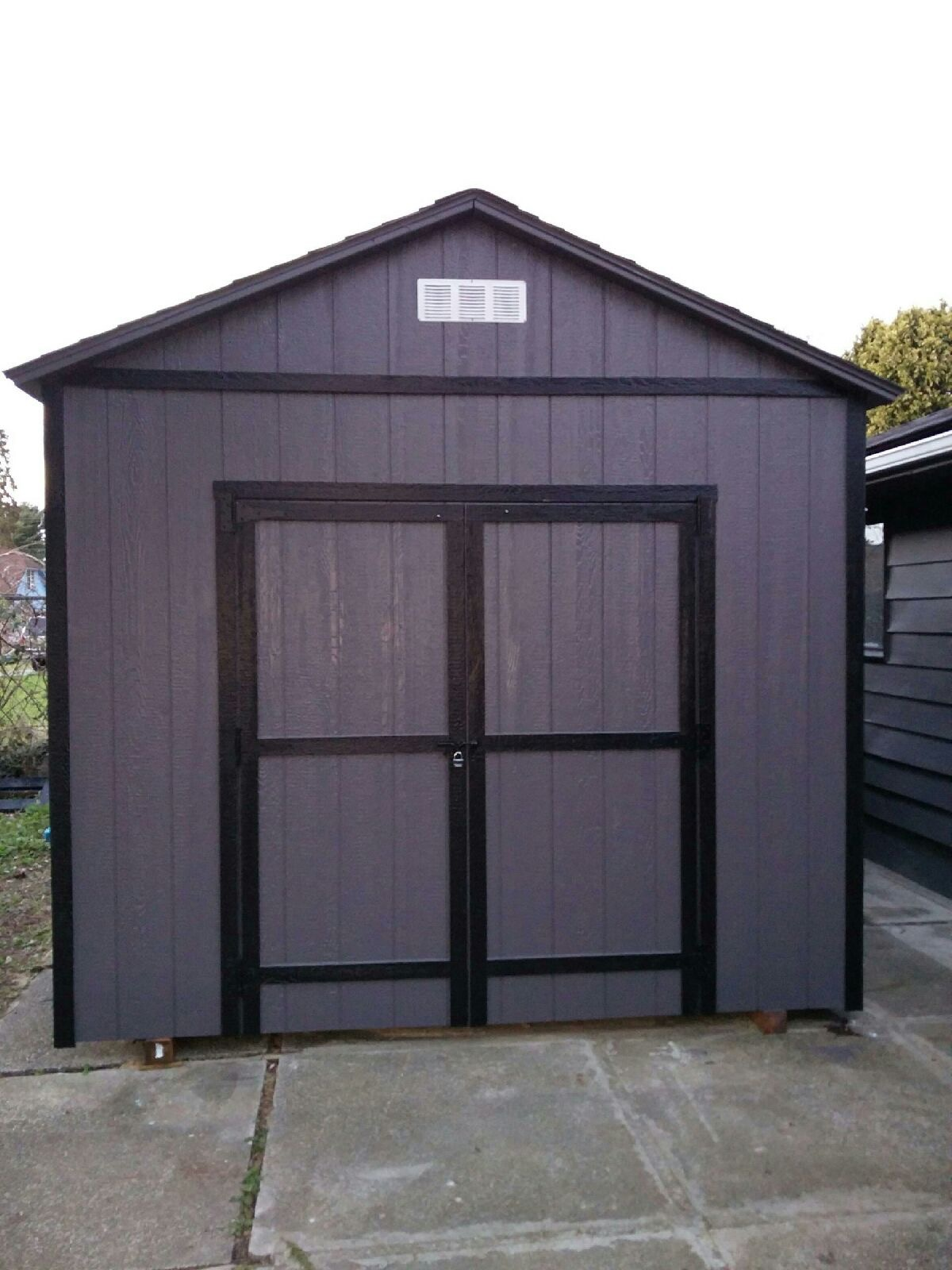Extra Shed Doors